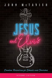 Cover Jesus and Elvis, Second Edition