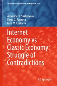 Cover Internet Economy vs Classic Economy: Struggle of Contradictions