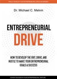 Cover Entrepreneurial Drive