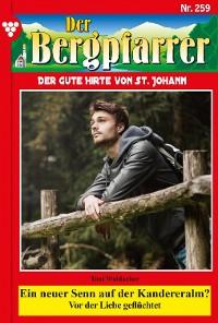 Cover Der Bergpfarrer 259 – Heimatroman