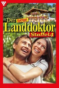 Cover Der neue Landdoktor Staffel 4 – Arztroman