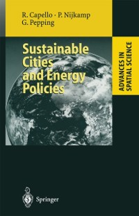 Cover Sustainable Cities and Energy Policies