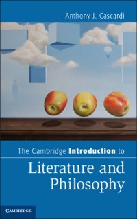 Cover Cambridge Introduction to Literature and Philosophy