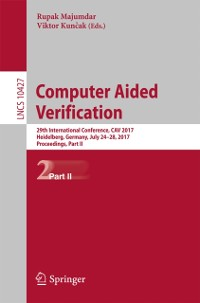 Cover Computer Aided Verification
