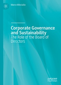 Cover Corporate Governance and Sustainability