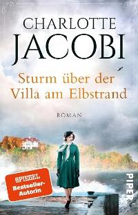 Cover Sturm über der Villa am Elbstrand