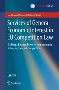 Cover Services of General Economic Interest in EU Competition Law