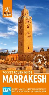 Cover Pocket Rough Guide Marrakesh