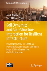 Cover Soil Dynamics and Soil-Structure Interaction for Resilient Infrastructure