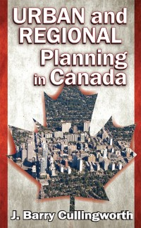 Cover Urban and Regional Planning in Canada