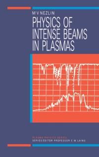 Cover Physics of Intense Beams in Plasmas