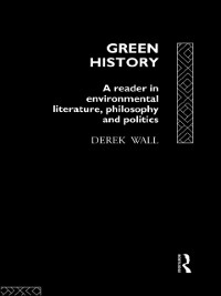 Cover Green History