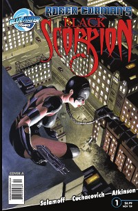 Cover Black Scorpion #1