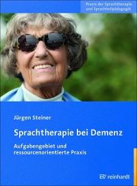 Cover Sprachtherapie bei Demenz