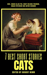 Cover 7 best short stories - Cats