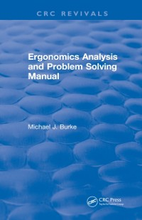 Cover Ergonomics Analysis and Problem Solving Manual