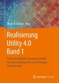 Cover Realisierung Utility 4.0 Band 1