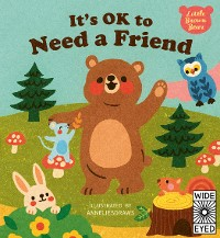Cover It's OK to Need a Friend