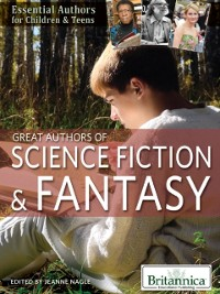 Cover Great Authors of Science Fiction & Fantasy