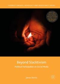 Cover Beyond Slacktivism