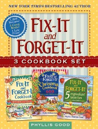 Cover Fix-It and Forget-It Box Set