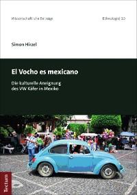 Cover El Vocho es mexicano