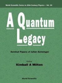 Cover A Quantum Legacy
