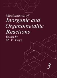 Cover Mechanisms of Inorganic and Organometallic Reactions