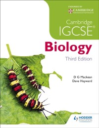 Cover Cambridge IGCSE Biology 3rd Edition