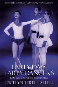 Cover Early Days, Early Dancers