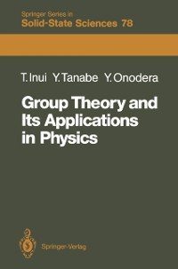 Cover Group Theory and Its Applications in Physics