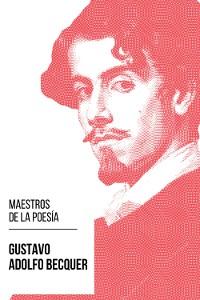 Cover Maestros de la Poesia - Gustavo Adolfo Bécquer
