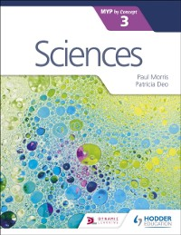 Cover Sciences for the IB MYP 3