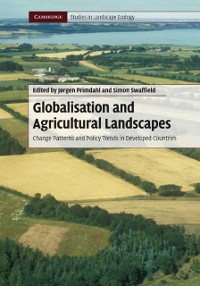 Cover Globalisation and Agricultural Landscapes