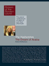 Cover The Hashemites -The Dream of Arabia