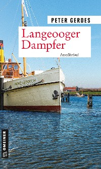 Cover Langeooger Dampfer