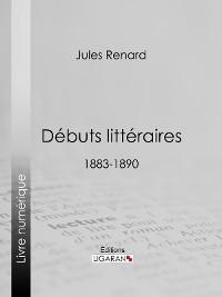 Cover Débuts littéraires
