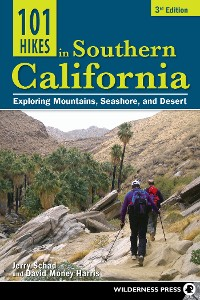 Cover 101 Hikes in Southern California
