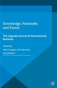 Cover Knowledge, Networks and Power