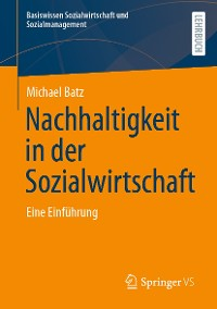 Cover Nachhaltigkeit in der Sozialwirtschaft