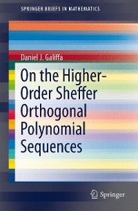 Cover On the Higher-Order Sheffer Orthogonal Polynomial Sequences