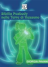 Cover Sibilla Peabody nelle terre di nessuno