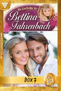 Cover Bettina Fahrenbach Jubiläumsbox 7 – Liebesroman