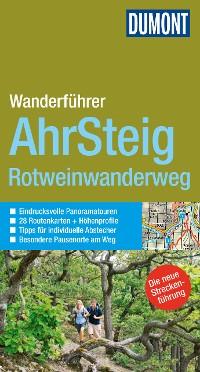 Cover DuMont Wanderführer Ahrsteig, Rotweinwanderweg