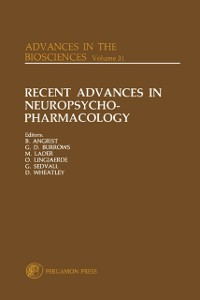 Cover Recent Advances in Neuropsycho-Pharmacology