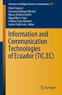 Cover Information and Communication Technologies of Ecuador (TIC.EC)