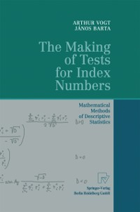 Cover Making of Tests for Index Numbers