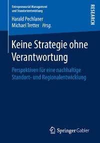 Cover Keine Strategie ohne Verantwortung