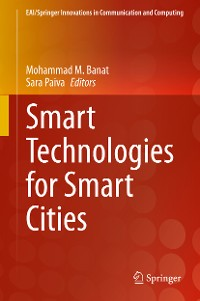 Cover Smart Technologies for Smart Cities