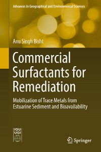 Cover Commercial Surfactants for Remediation